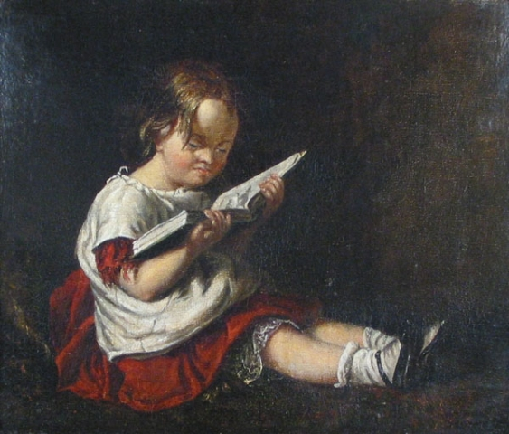 19th Cent child